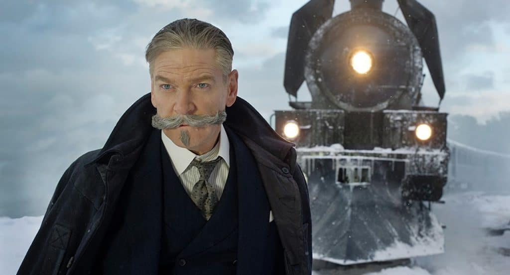 Kenneth Brannagh, who also directed the film, turned Poirot into an interesting, if not exactly, likable character.