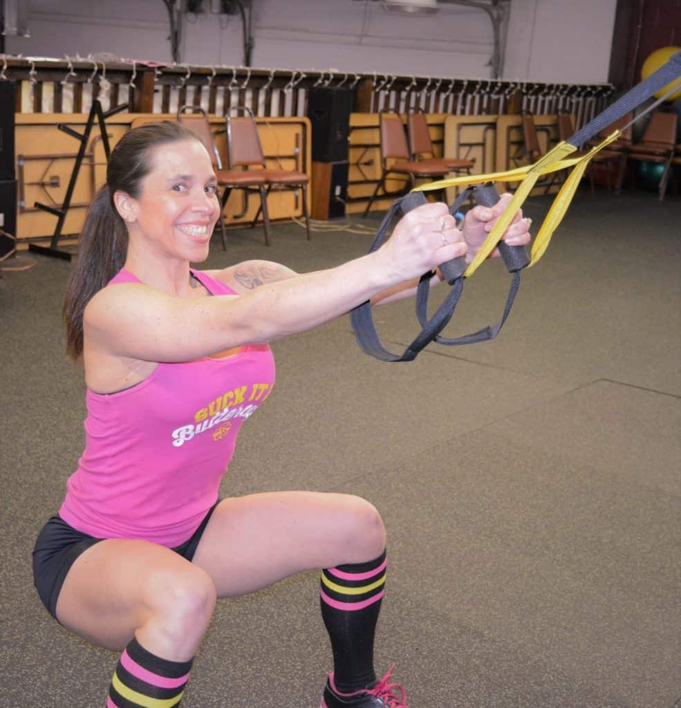 Heather Gudisko opened her women's only gym in eastern PA