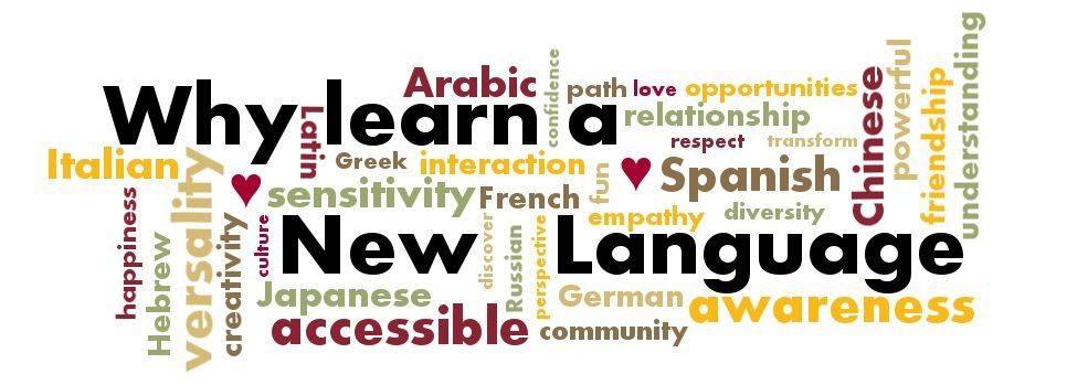 Learning a foreign language is important