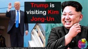 Trump Kim BLEND