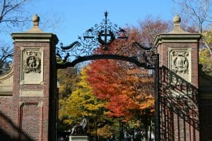 harvard condemnation