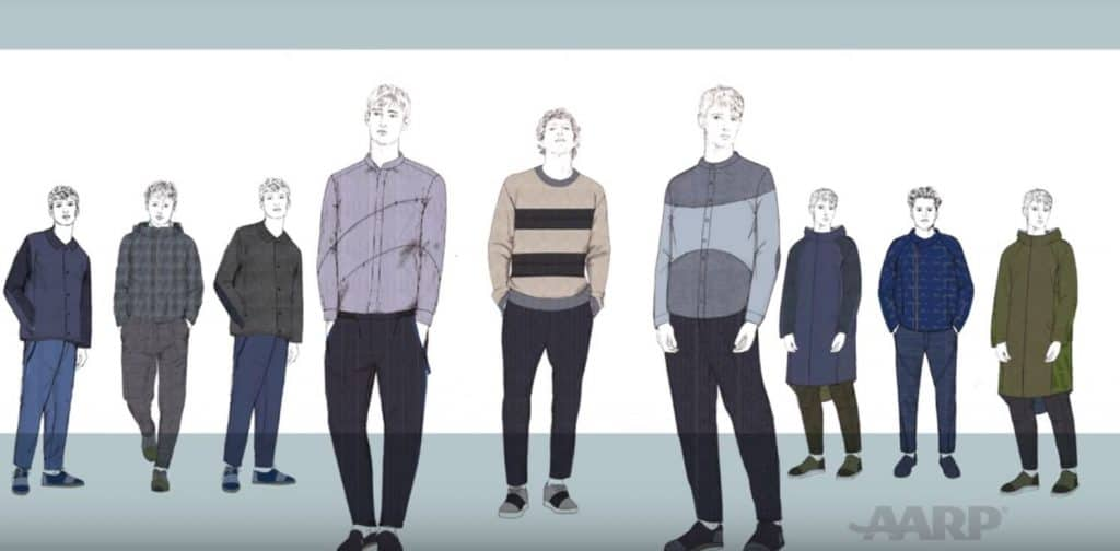 fashion for visually impaired
