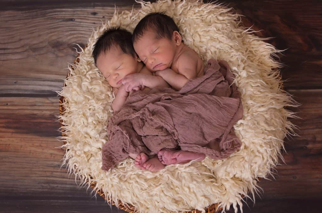He Jiankui claimed to have created the world's first gene-edited twin baby girls.