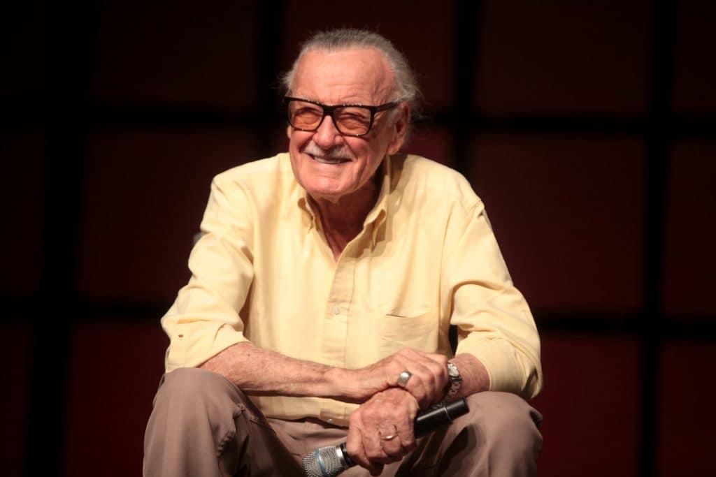 Stan Lee: Marvel Comics