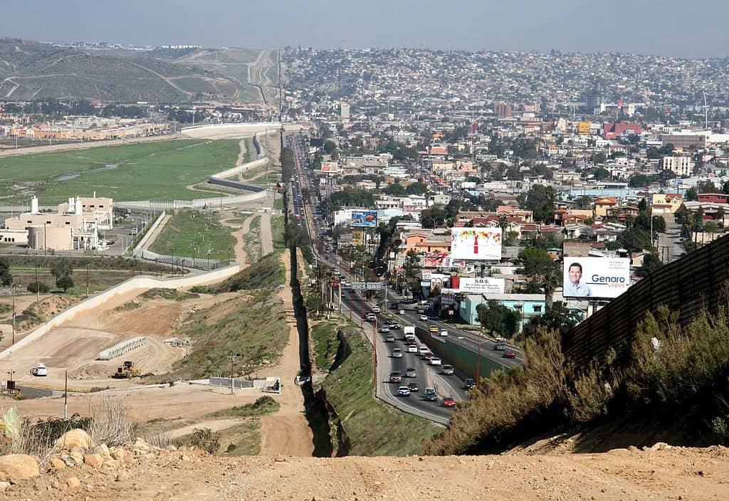 violence on us mexico border