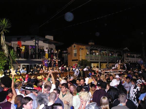 Isla Vista Neighborhood-Wide Deltopia Halloween Party