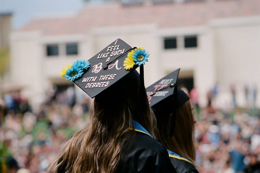 The average accumulation of student loan debt between public and private universities lands around a whopping $30,000.