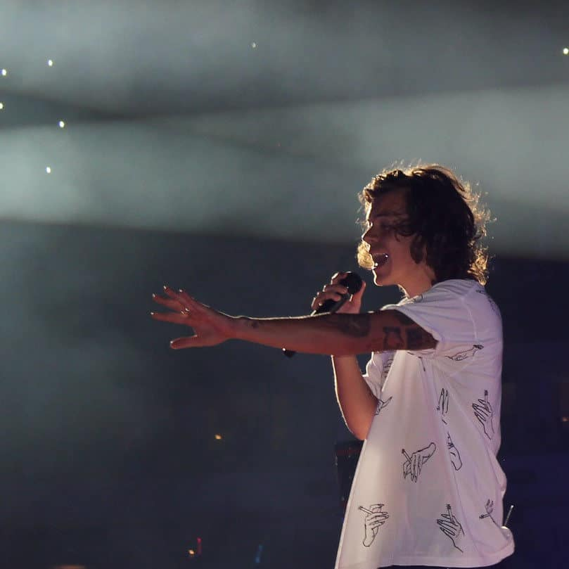 Pop icon and Harry Styles announced the upcoming release of his newest album on November 4th, and the world went wild.