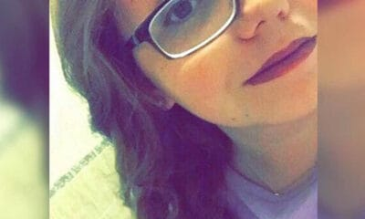 Selfie of a girl wearing glasses struggling with borderline personality disorder