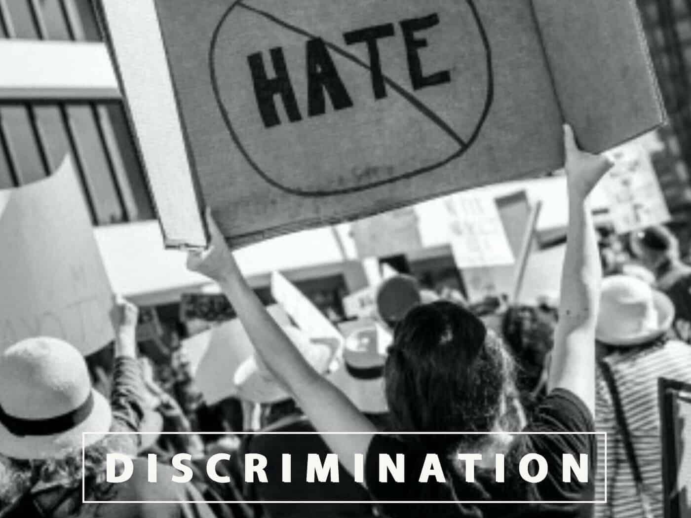 discriminationMYVOS