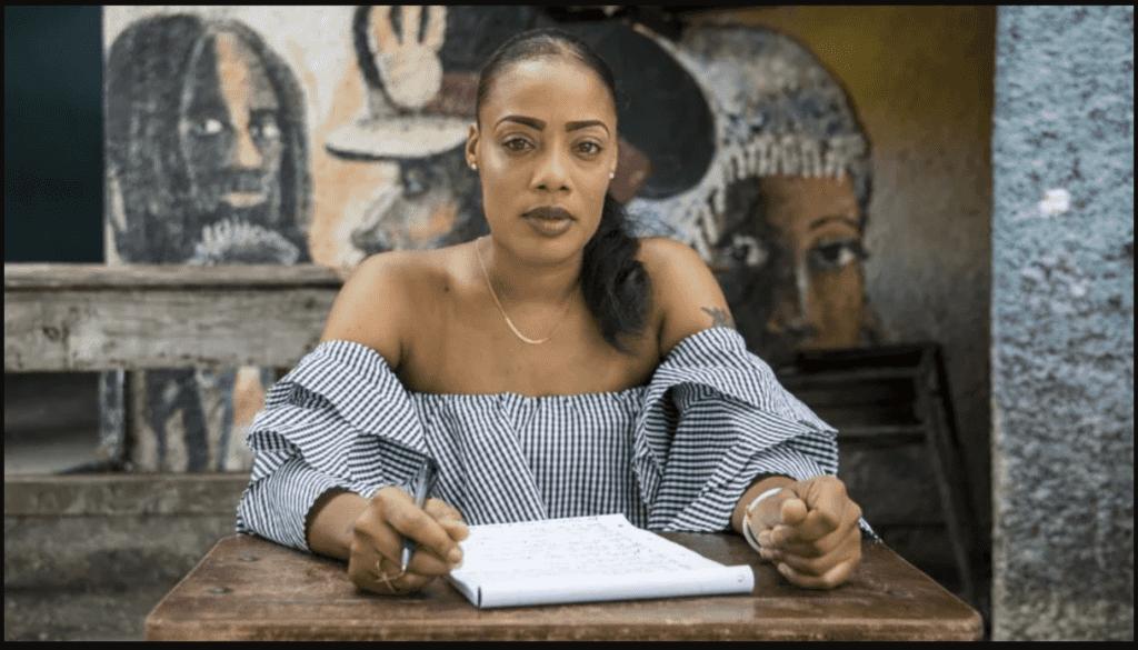 Shackelia Jackson is fighting police brutality in Jamaica