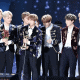 BTS, the South Korean boy band.