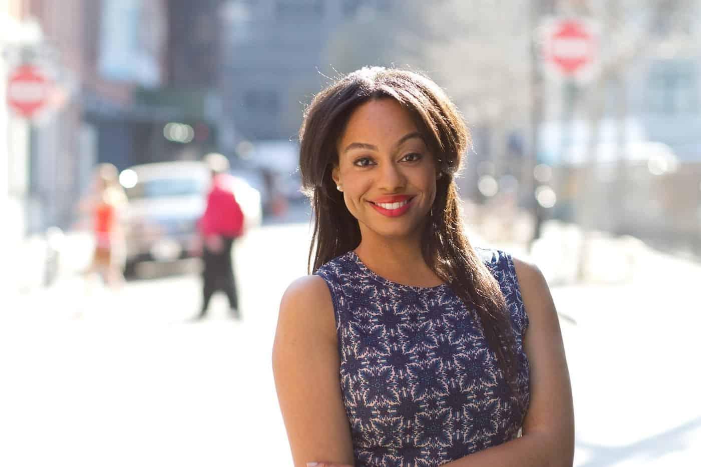 Alicia White, CEO of Project Petals