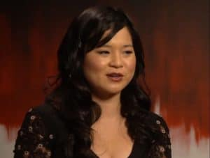 Kelly Marie Tran on MTV International.