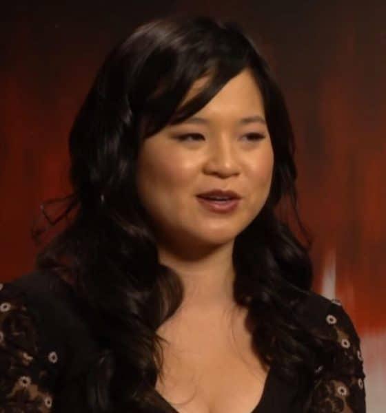 Kelly Marie Tran on MTV International.