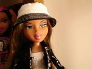 A Bratz Doll.