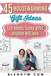 Housewarming gifts pin