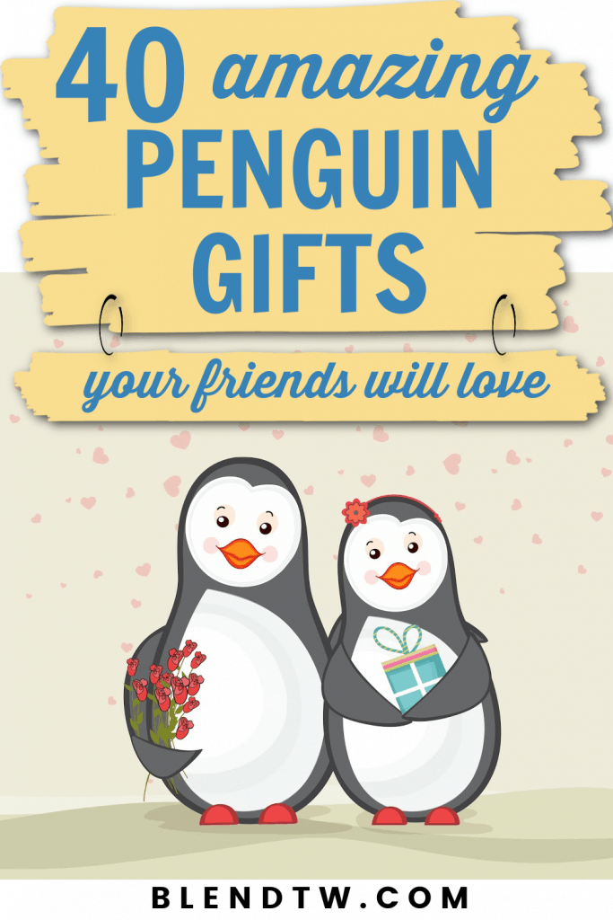 40 mazing penguin gifts your friends will love pin