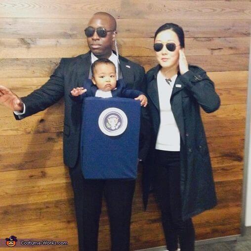 Secret Service.