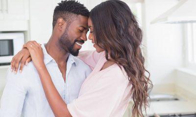 Romantic couple, a boyfriend and girlfriend