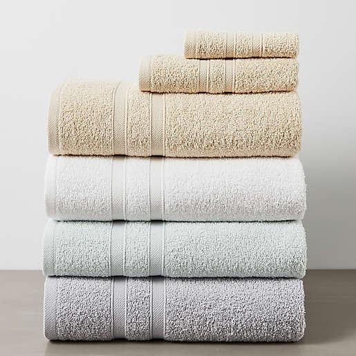 Cotton Bath Towel Collection