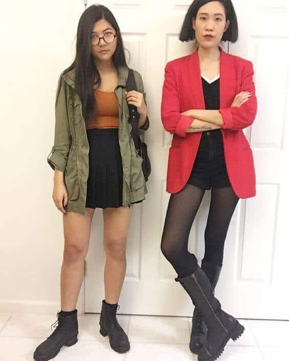 Daria and Jane.