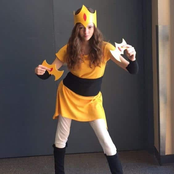 Princess Morbucks.