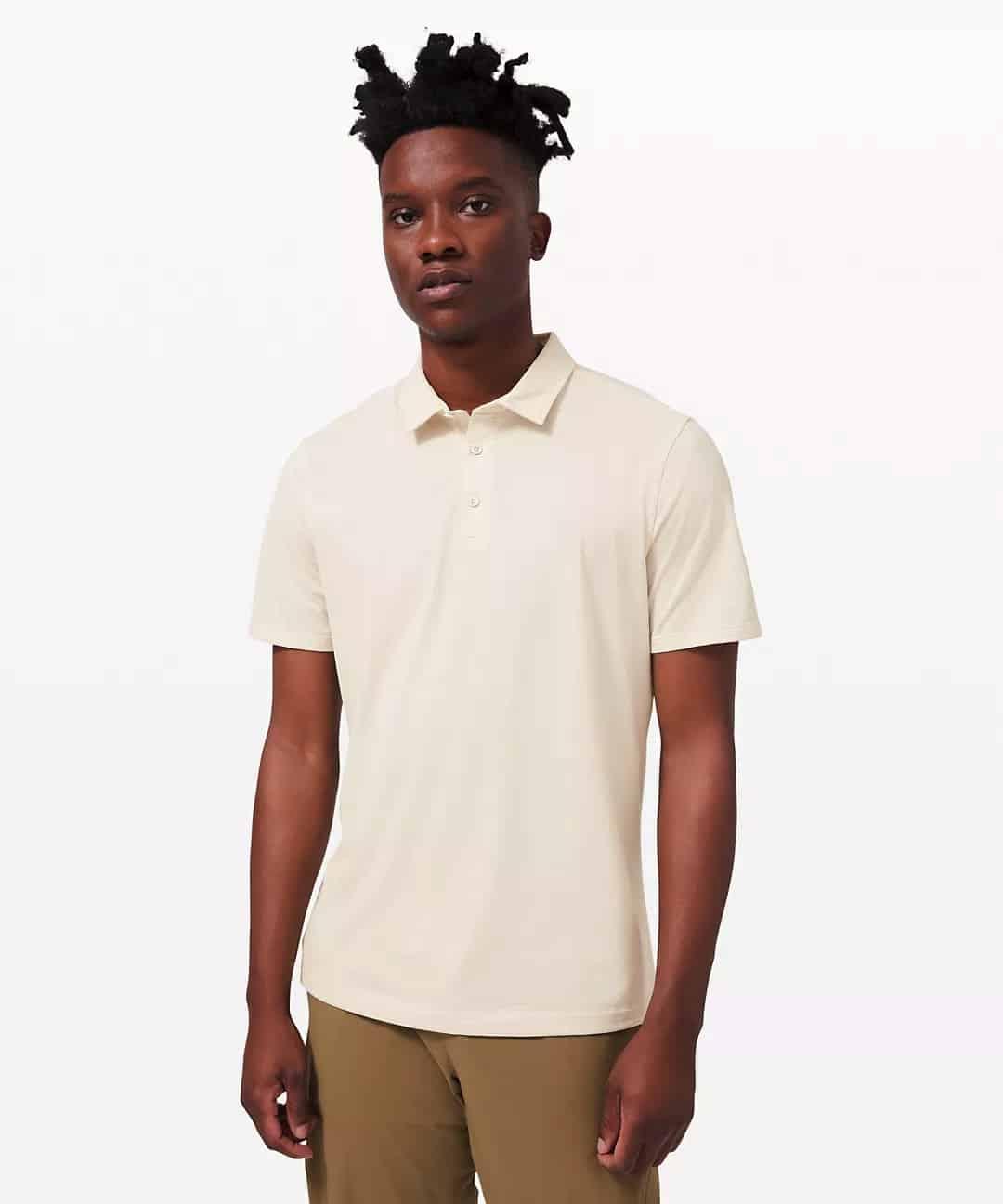 Evolution Short Sleeve Polo   Men's Short Sleeve Tops   lululemon
