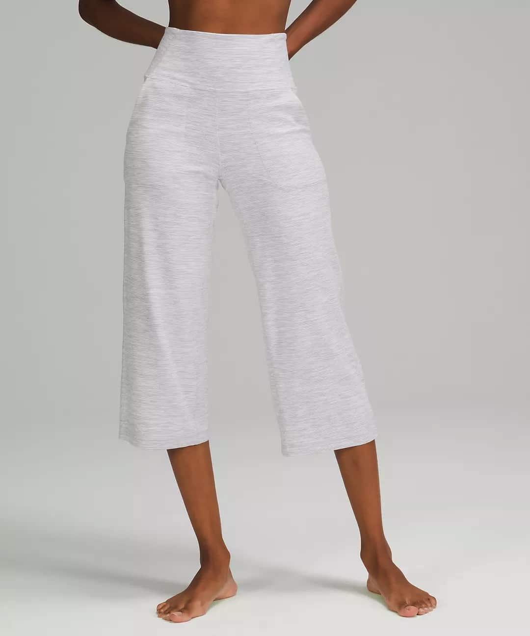 Align Wide Leg Crop | Women's Capris | lululemon