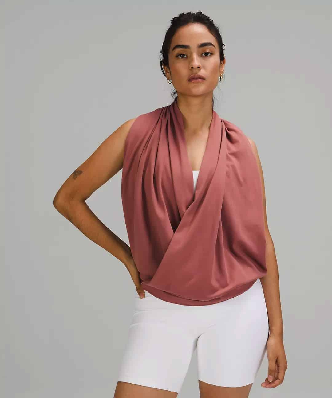 Customizable Snap Scarf | Women's Scarves & Wraps | lululemon