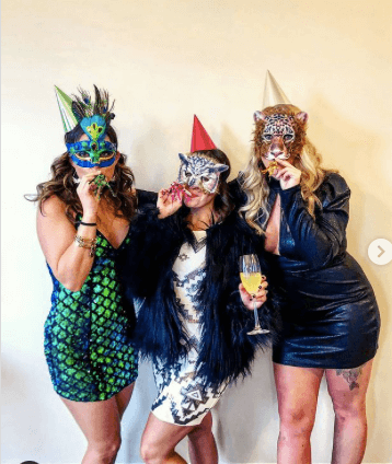 A party animal costumes