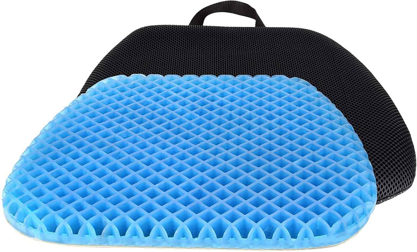 FOMI Thick Premium All Gel Orthopedic Seat Cushion | (16.5