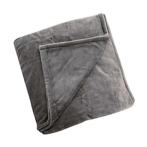 Brookstone® n-a-p® Plush Heated Blanket