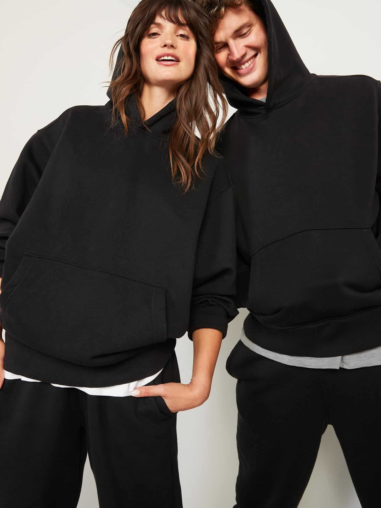 Gender-Neutral Pullover Hoodie for Adults | Old Navy