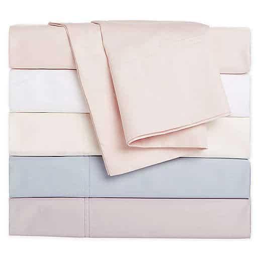 Nestwell™ Pima Cotton Sateen 500-Thread-Count Sheet Set
