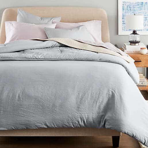 Nestwell™ Washed Linen Cotton Comforter Set
