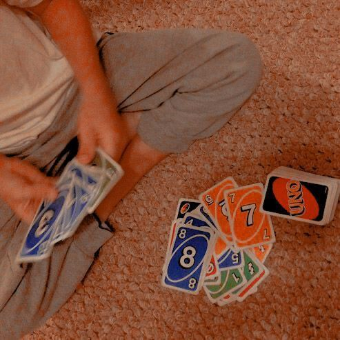 A game of uno