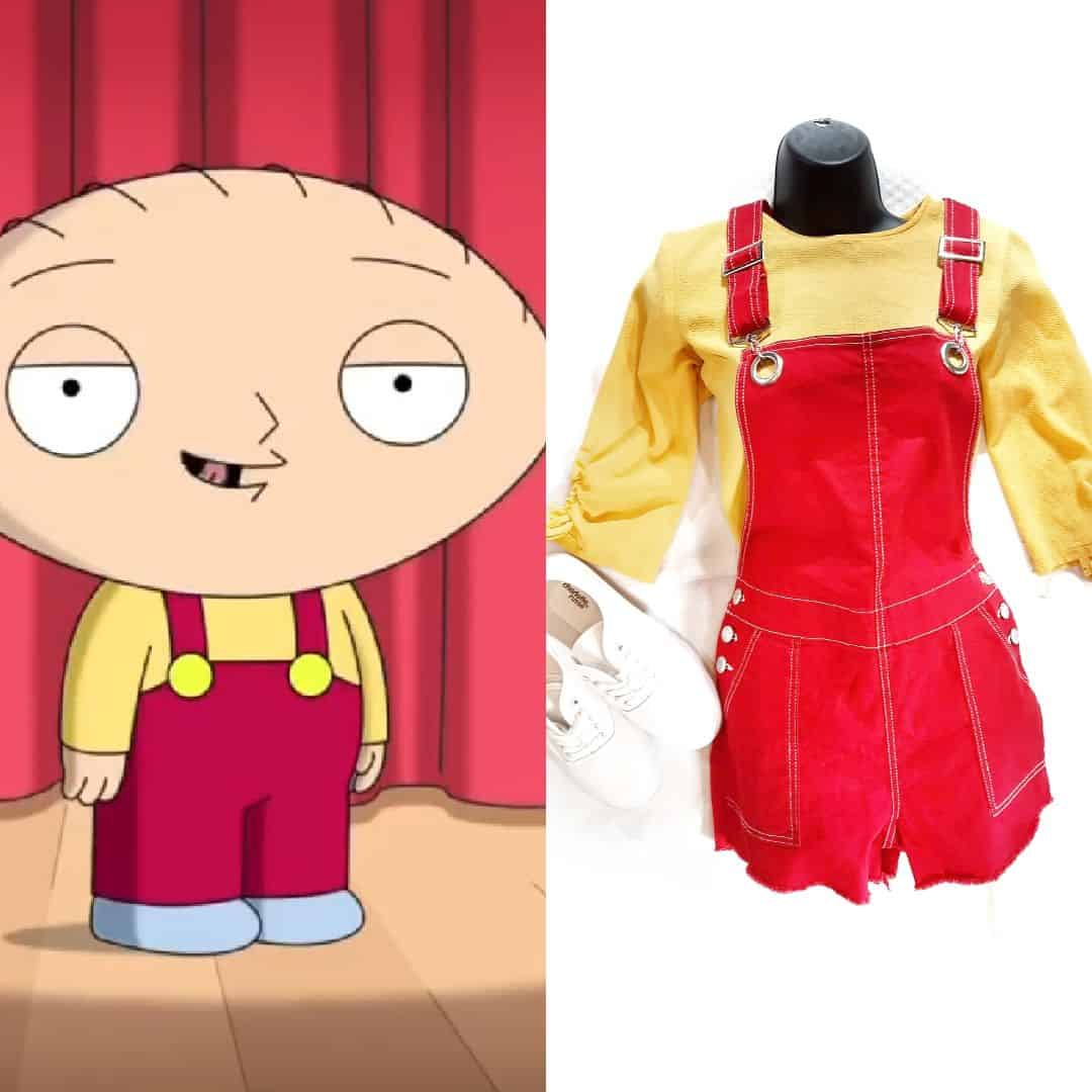 Family Guy's Stewie Griffin Outfit