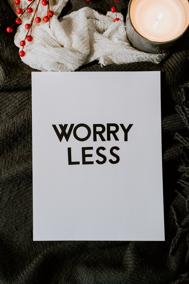A worry less paper
