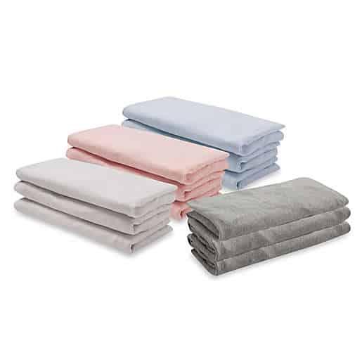 Organic Cotton-Fitted Crib Sheet