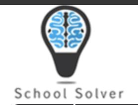 School Solver logo