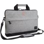 Targus Strata Slip Case Sleeve For 15.6 Laptops Pewter - Office Depot