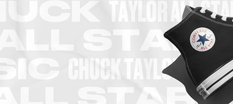 Chuck Taylor All Star: Low, High & Platform. Converse.com