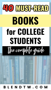 Must have books for college students