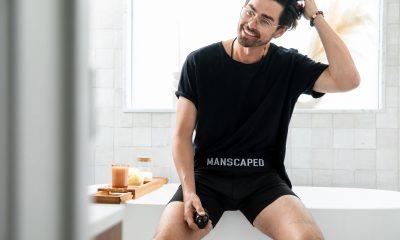 self-care routine for men