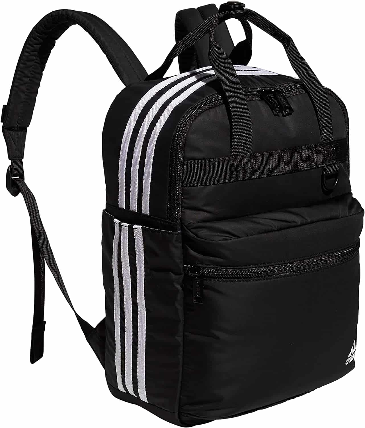 adidas Essentials 2 Backpack, Black/White, One Size