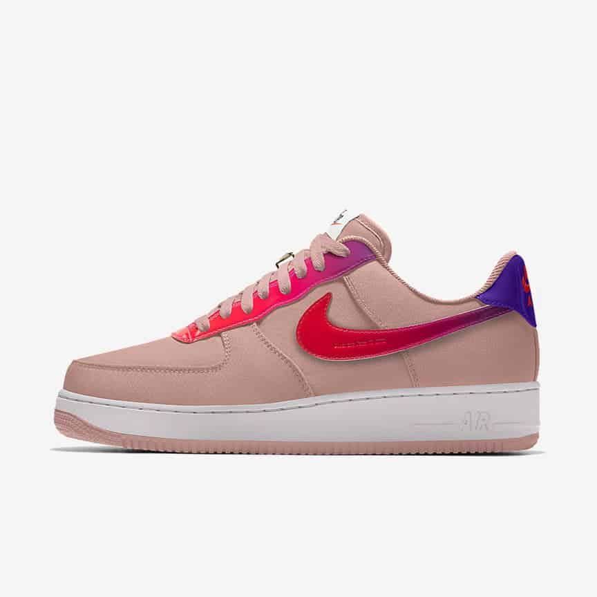 Nike Air Force 1 Low Unlocked Custom Men's Shoe. Nike.com